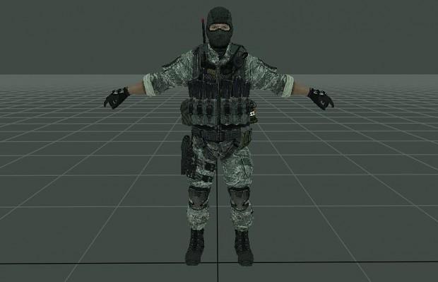 Terrorist wip