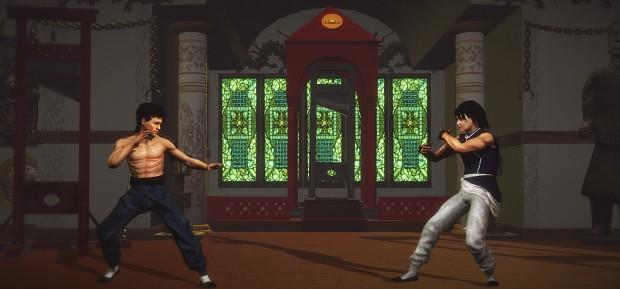 Kings of Kung fu screens