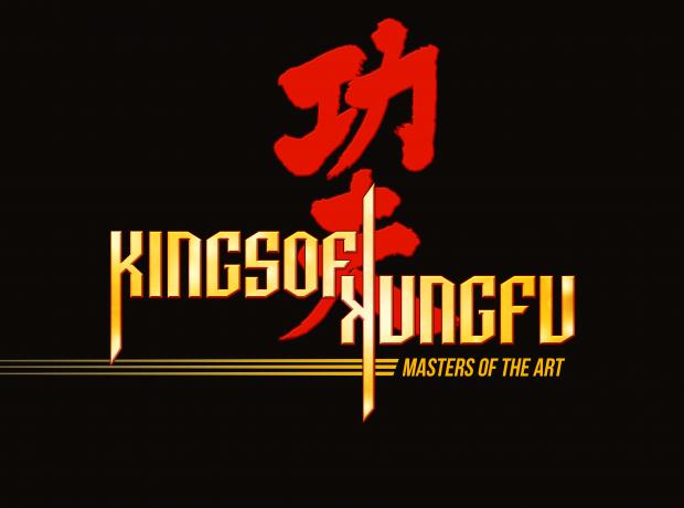 Kings of Kung Fu Logo