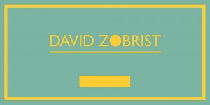 The official David Zobrist Logo.
