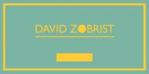 The official David Zobrist Logo.