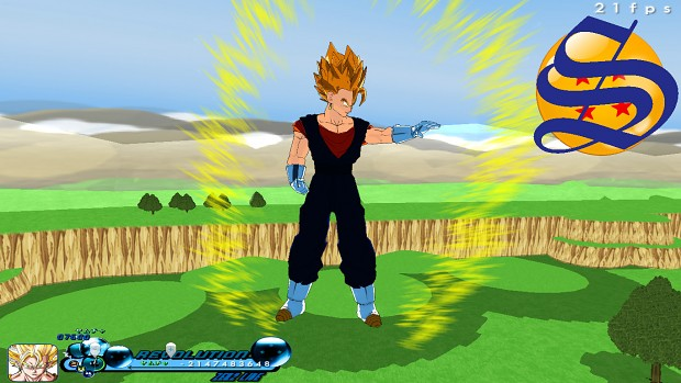 Vegeto Spirit Sword