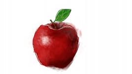 Second apple