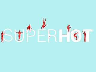 Superhot moving wallpaper