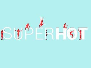 Superhot moving wallpaper
