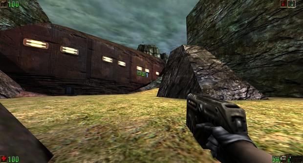 Unreal Level Screenshot