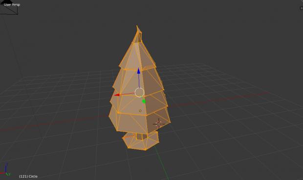 Modelling Trees!