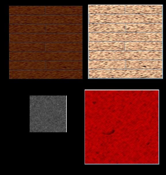 Original Textures
