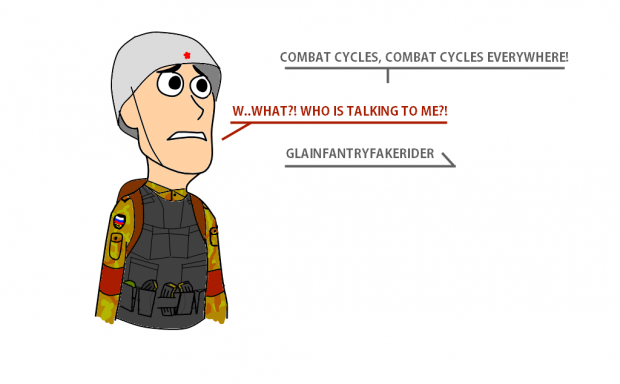 Generals Combat Cycle logic