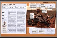 Curiosity Rover - progress & objectives a