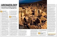 Göbekli Tepe & America's first settlers