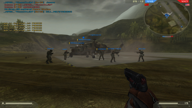 Funny moments in Battlefield 2 :)