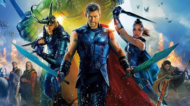 Thor Ragnarok amazing image