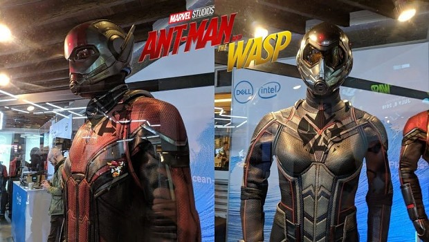 Want to buy Ant Man and Wasp Costumes