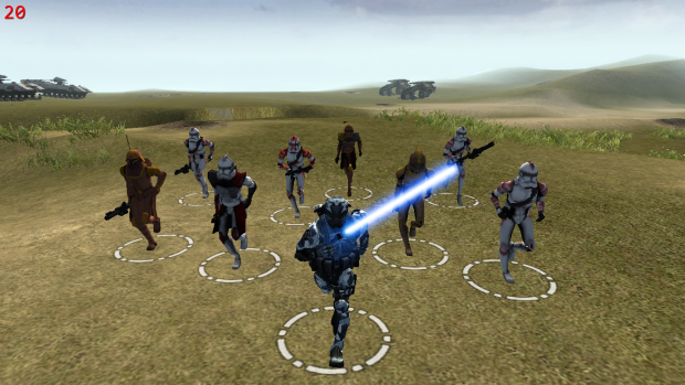 Gobilu Battalion Ph2 vs Traitors clones!