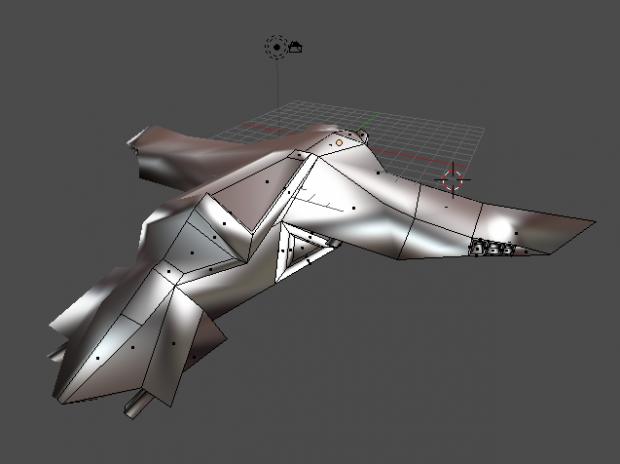 Klune Spacecraft Concept