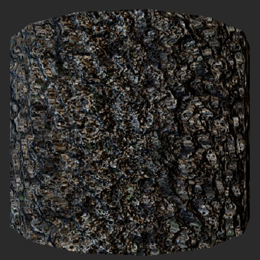 Tiles Rocks: Winds Erode @512px
