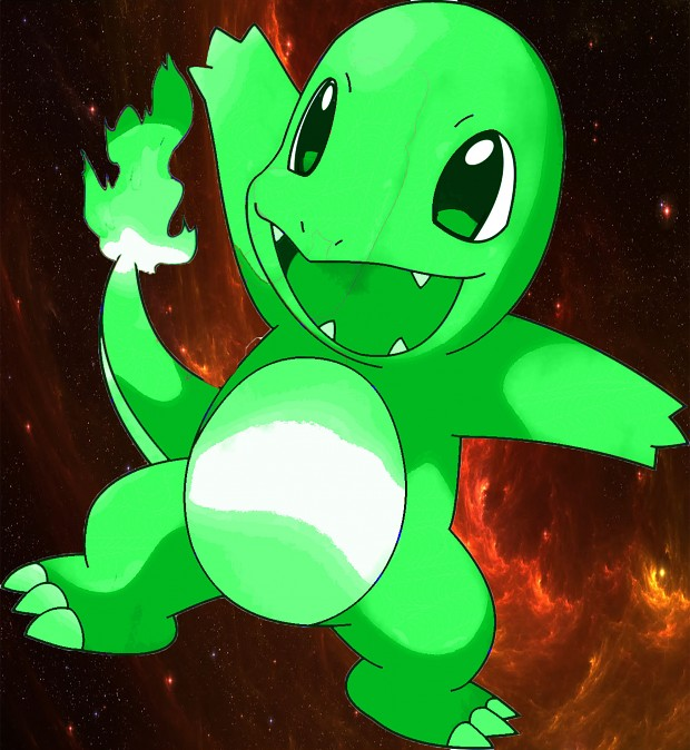 Sitemaps With Embed Option: Grass Type Charmander Image