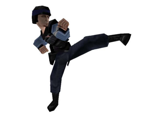 New Leaked Character for Mortal Kombat 11