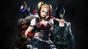 Batman Arkham Knight  Harley Quinn