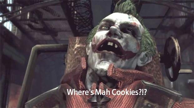 I Want Cookies!!