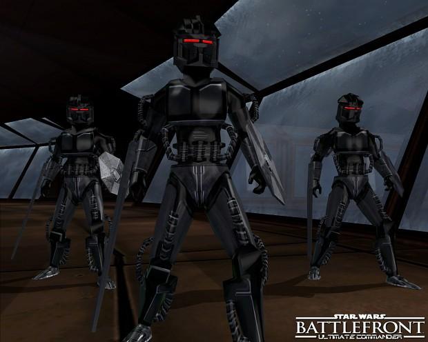 Dark Troopers - Reporting in