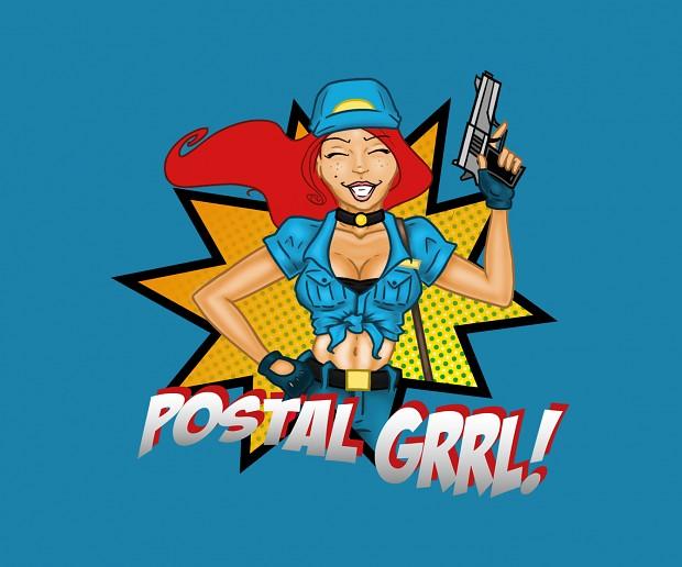 Postal GRRL