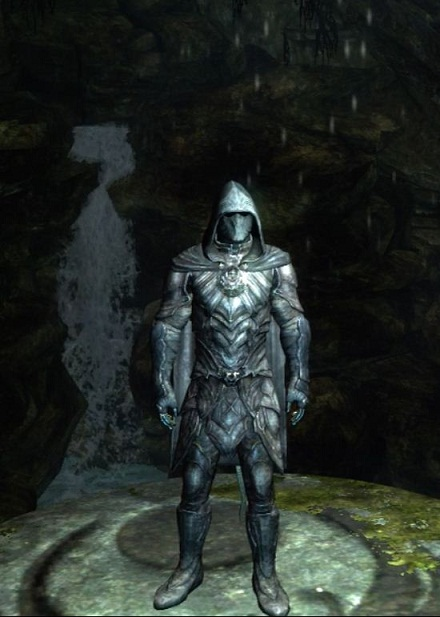 Nightingale Armor - Elder Scrolls