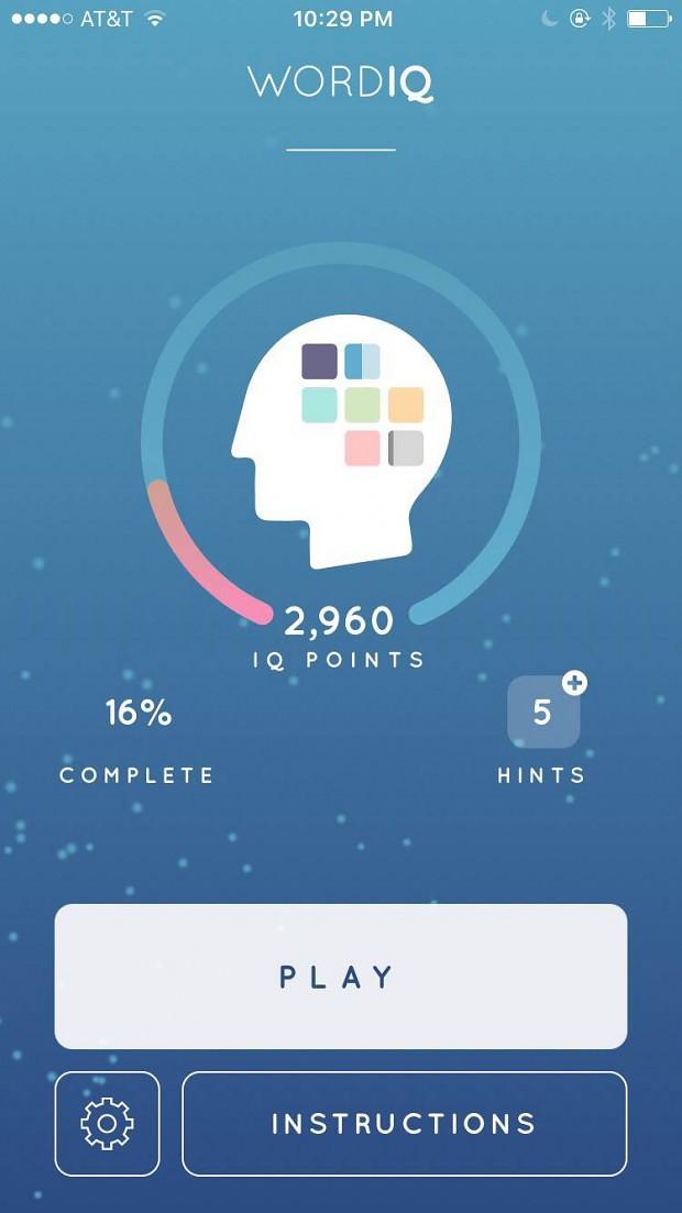 WordIQ - Level Up Your IQ