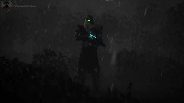 Foggy Reconnaissance - 4K