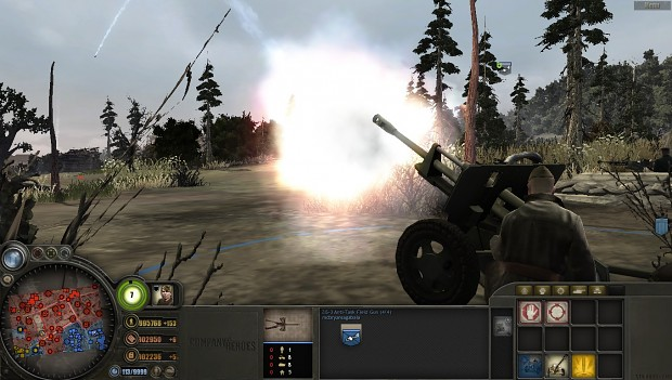 Zis-3 Indirect Fire (EF Mod)