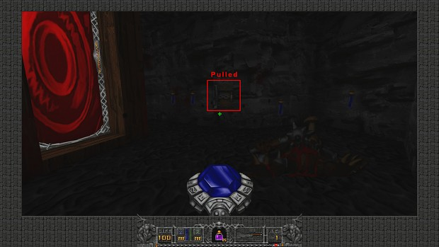 Caves of Circe Horn Switch