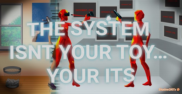 SUPERHOT CONTEST 2