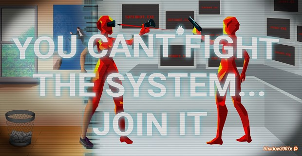 SUPERHOT CONTEST 3