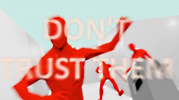 Don't trust them...
