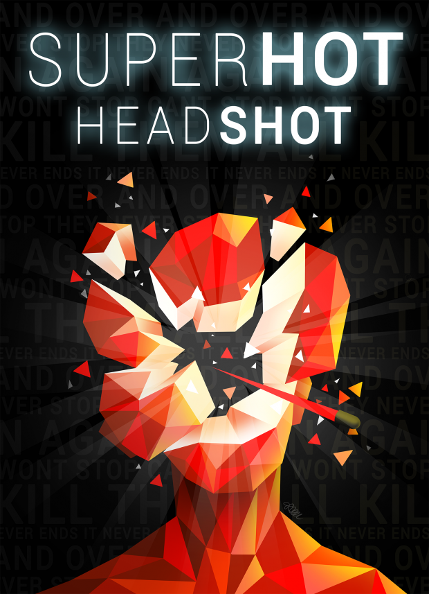 SUPERHOT HEADSHOT