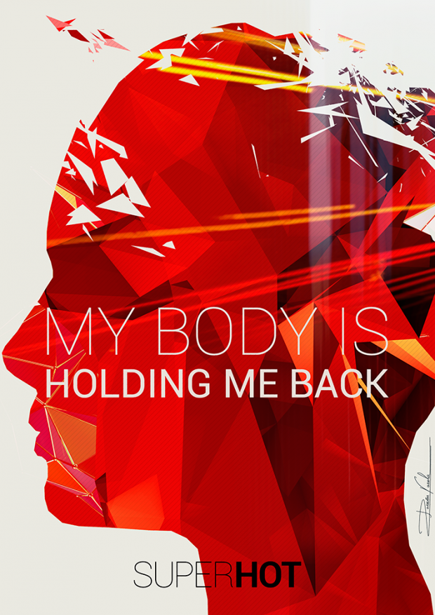 My body is holding me back
