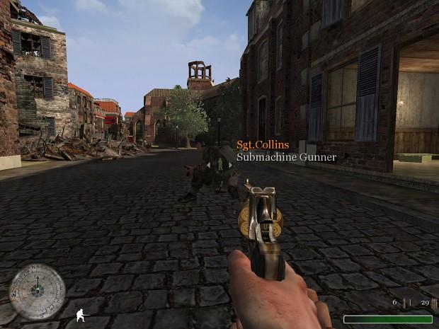 Arnhem MP to SP conversion test 1
