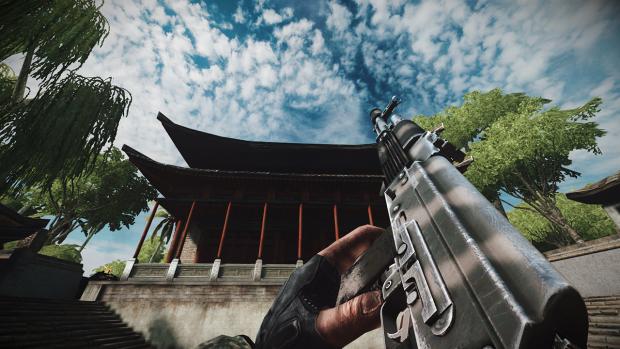 AK-74M ingame