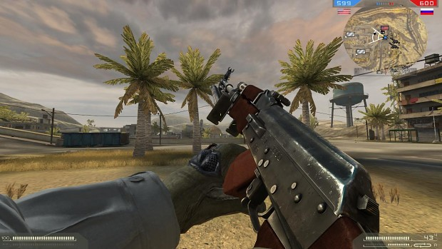 RPK ingame preview!