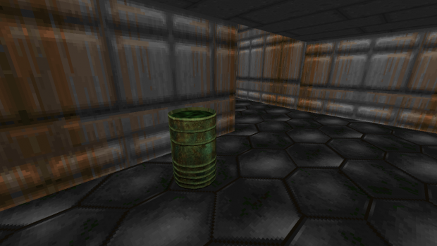 3D models for the Brutal DooM