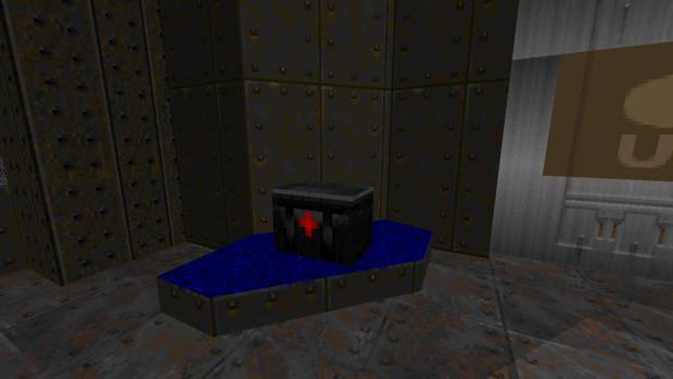 3D models for the Brutal DooM