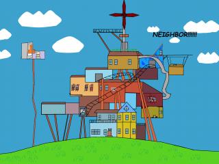 Hello Neighbor Beta3 House