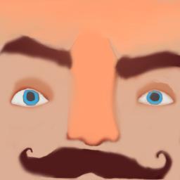 hello neighbour face
