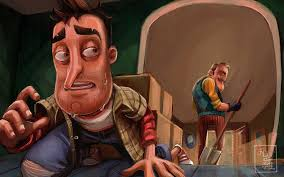 Hello Neighbor beta 5