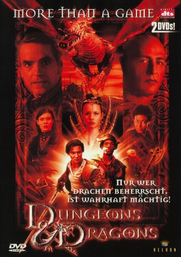 DVD Dungon of dargon