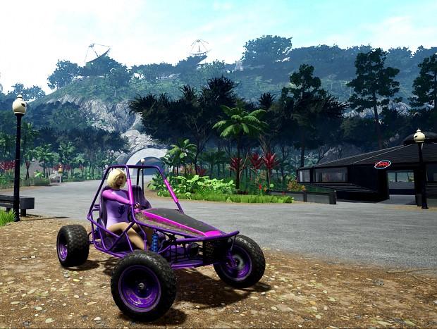 New Raptor buggy \o/