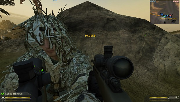 USA Soldiers (Remade Face)