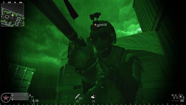 Mp Spetsnaz Commando + PeZBOT.