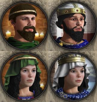 HAHE Iberian Portraits Preview